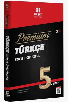 2021 Premium 5 Sınıf Türkçe Soru Bankası resmi