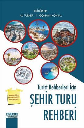 Turist Rehberleri İçin Şehir Turu Rehberi resmi