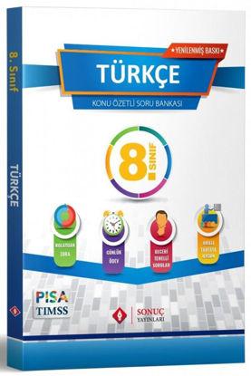 8. Sınıf Türkçe Konu Özetli Soru Bankası resmi