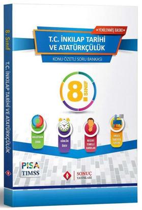 8. Sınıf T.C. İnkılap Tarihi ve Atatürkçülük Konu Özetli Soru Bankası resmi