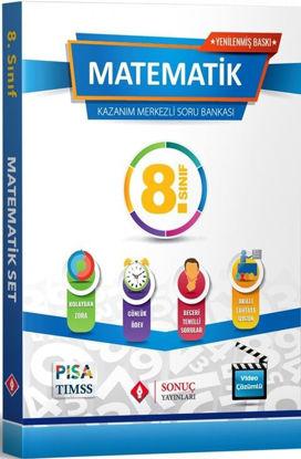 8. Sınıf Matematik Kazanım Merkezli Soru Bankası resmi