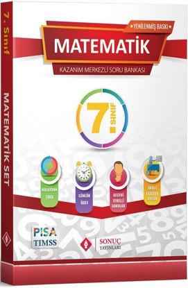 7. Sınıf Matematik Kazanım Merkezli Soru Bankası resmi