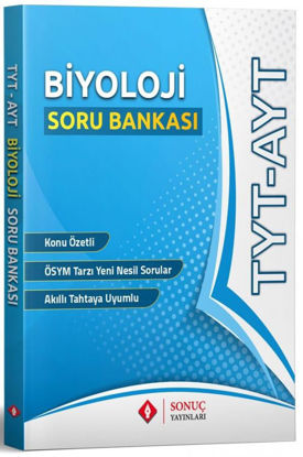 TYT AYT Biyoloji Soru Bankası resmi