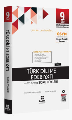 9.Sınıf Türk Dili Edebiyatı Soru Föyleri resmi