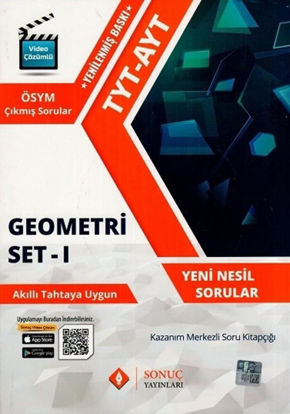 TYT AYT Geometri Set - 1 resmi
