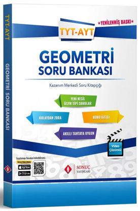 TYT AYT Geometri Soru Bankası resmi