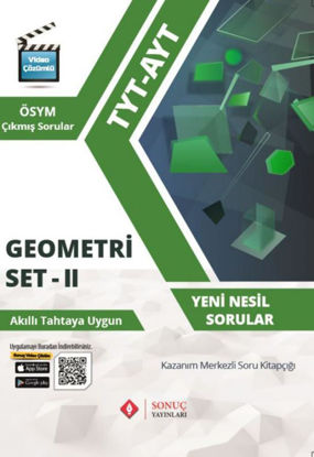 TYT AYT Geometri Set - II resmi