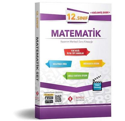 12.Sınıf Matematik Modüler Set resmi