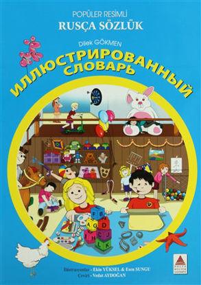 Popüler Resimli Rusça Sözlük resmi