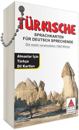 Almanlar İçin Türkçe Dil Kartları resmi