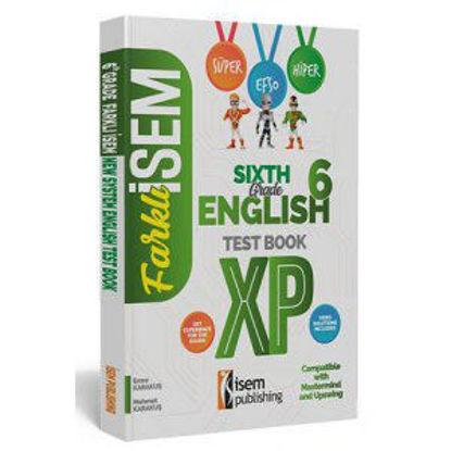 6.Sınıf English Test Book resmi