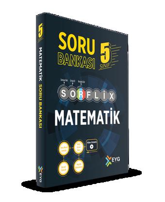 5.Sınıf Sorflix Matematik Soru Bankası resmi