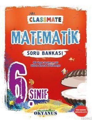6.Sınıf Matematik Classmate Soru Bankası resmi