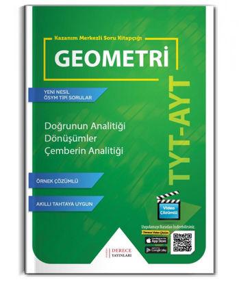 TYT AYT Geometri Doğrunun Analitiği Dönüşümler Çemberin Analitiği resmi