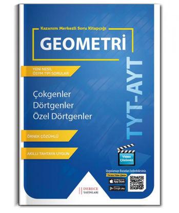 TYT AYT Geometri Çokgenler Dörtgenler Özel Dörtgenler resmi