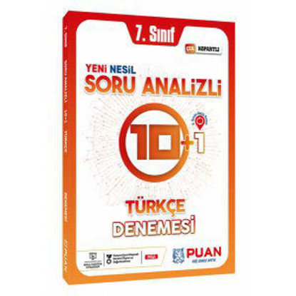 7.Sınıf Türkçe 10+1 Deneme resmi