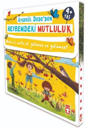 Ayşegül Dede'den Heybemdeki Mutluluk Seti (3 Kitap Takım) resmi