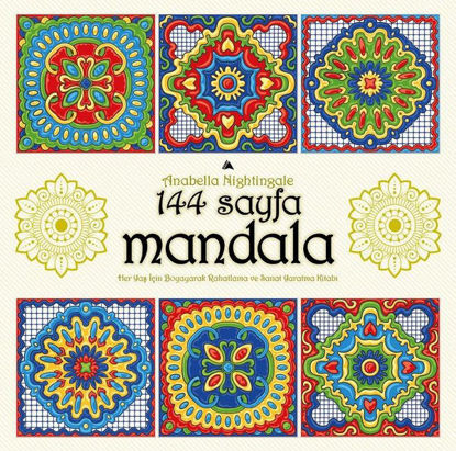 144 Sayfa Mandala resmi