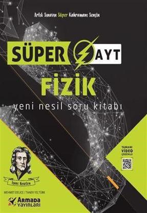 AYT Süper Fizik Soru Bankası resmi