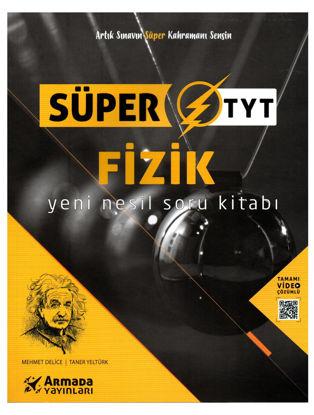 Süper Tyt Fizik Yeni Nesil Soru Kitabı resmi
