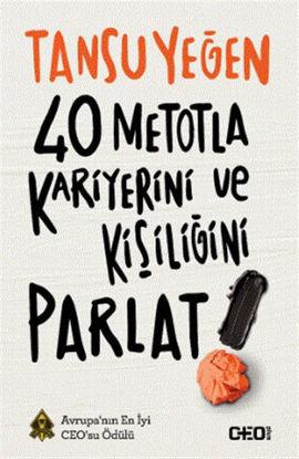 40 Metotla Kariyerini ve Kişiliğini Parlat! resmi