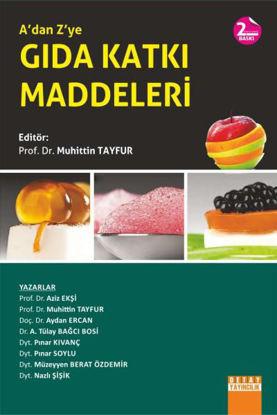 A'dan Z'ye Gıda Katkı Maddeleri resmi