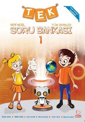 1. Sınıf Tüm Dersler Yeni Nesil Soru Bankası resmi