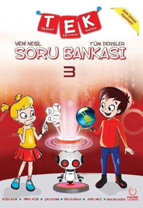 3. Sınıf Tüm Dersler Yeni Nesil Soru Bankası resmi