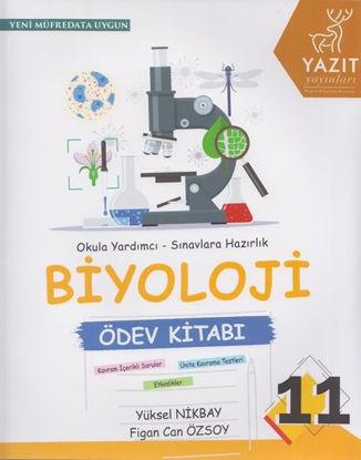 11. Sınıf Biyoloji Ödev Kitabı resmi