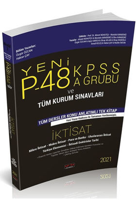 Kpss İktisat P48 Konu Anlatımlı resmi