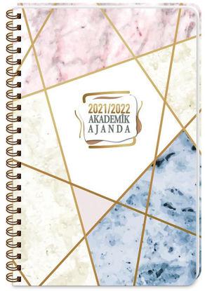 Akademik Ajanda - Marble resmi