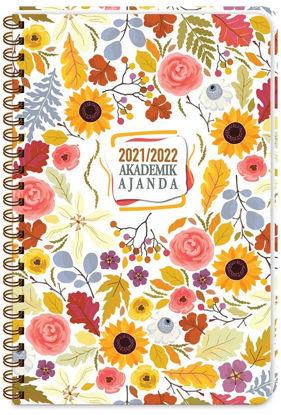 Akademik Ajanda - Sunflower resmi