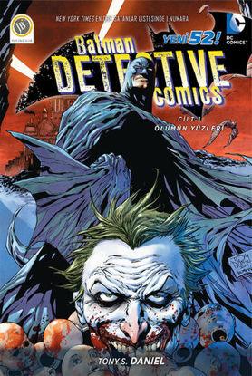 Batman - Dedektif Hikayeleri 1 - Ölümün Yüzler resmi
