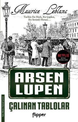 Çalınan Tablolar - Arsen Lüpen resmi