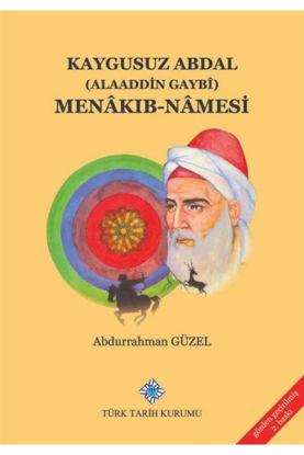 Kaygusuz Abdal (Alaeddin Gaybi) Menakıb-namesi resmi