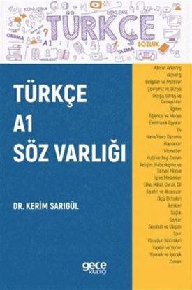 Türkçe A1 Söz Varlığı resmi