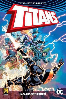 Titans Lazarus Sözleşmesi resmi