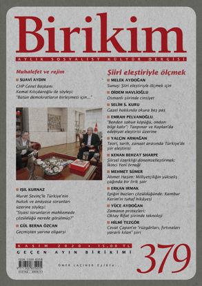 Birikim Dergisi Sayı - 379 resmi