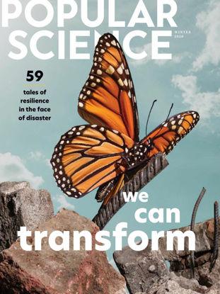 Popular Science İngilizce resmi