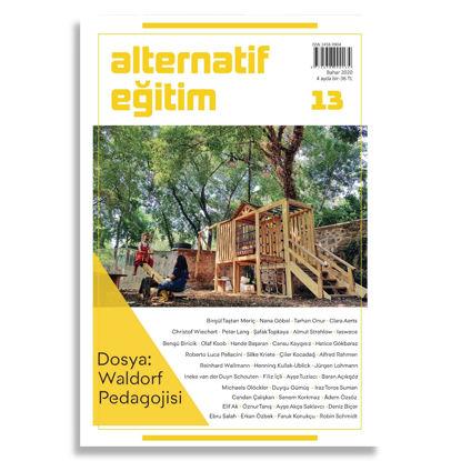 Alternatif Eğitim Dergisi Sayı - 13 resmi