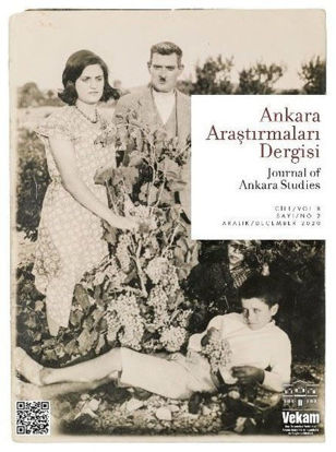 Ankara Araştırmaları Dergisi Sayı - 8 resmi