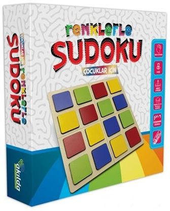 Renklerle Sudoku - Çocuklar İçin resmi