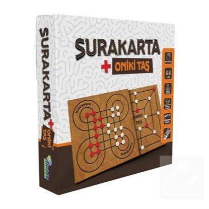 Surakarta + On İki Taş resmi