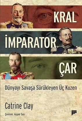 Kral, İmparator, Çar resmi