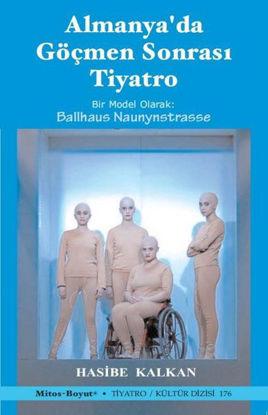 Almanya'da Göçmen Sonrası Tiyatro resmi
