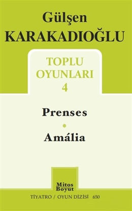 Toplu Oyunları 4 - Prenses/Amalia resmi