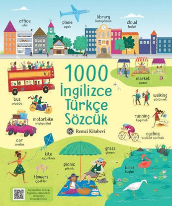 1000 İngilizce - Türkçe Sözcük resmi