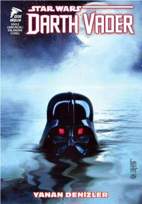 Star Wars: Darth Vader, Sith Kara Lordu, Cilt 3;Yanan Denizler resmi