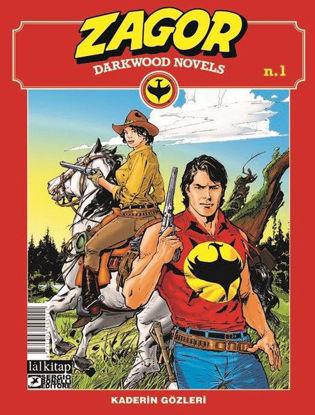 Zagor Darkwood Novels Sayı - 1 resmi