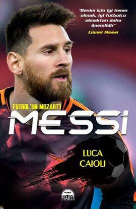 Futbol'un Mozart'ı - Messi resmi